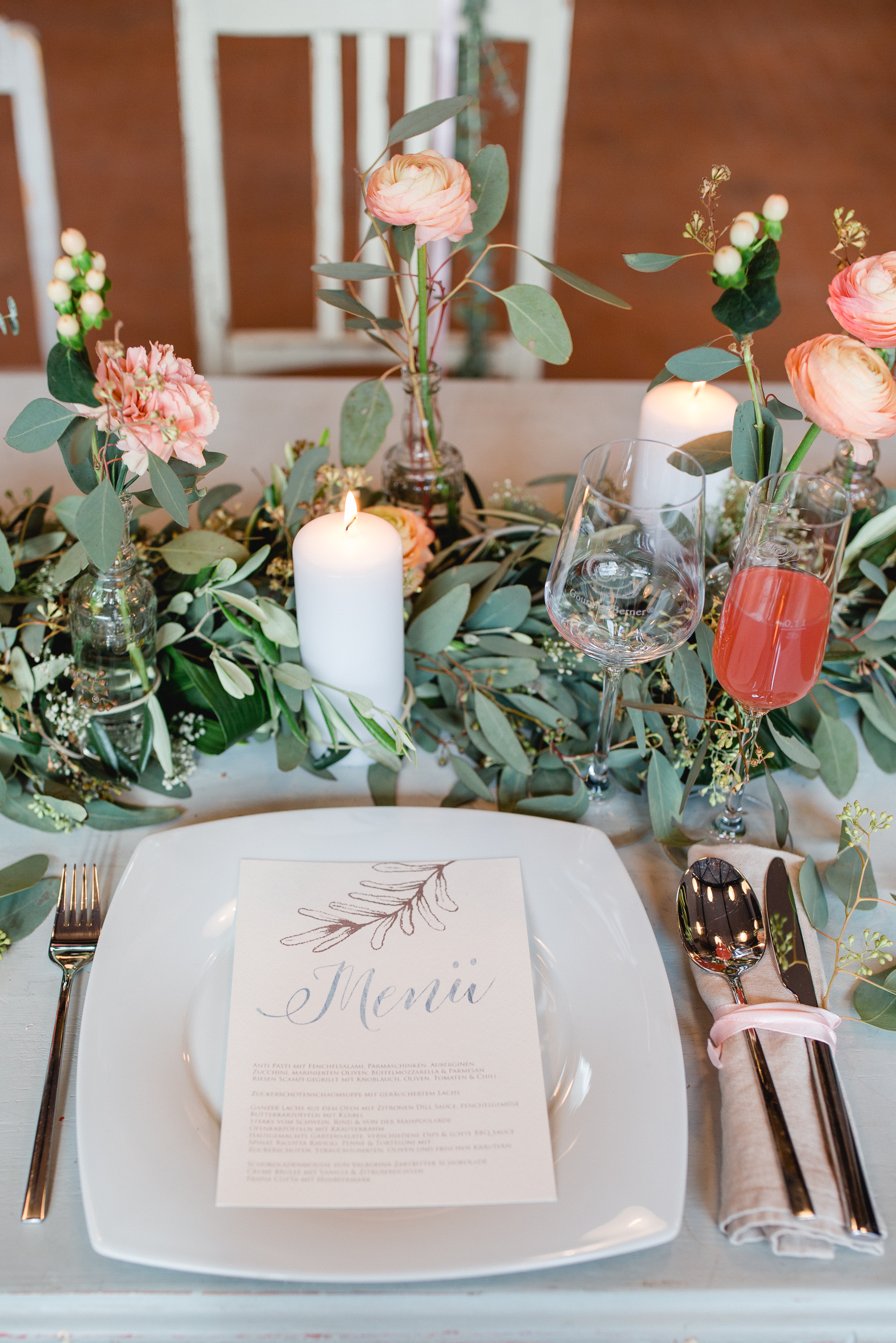 Hochzeitsdeko Ideen Mit Eukalyptus