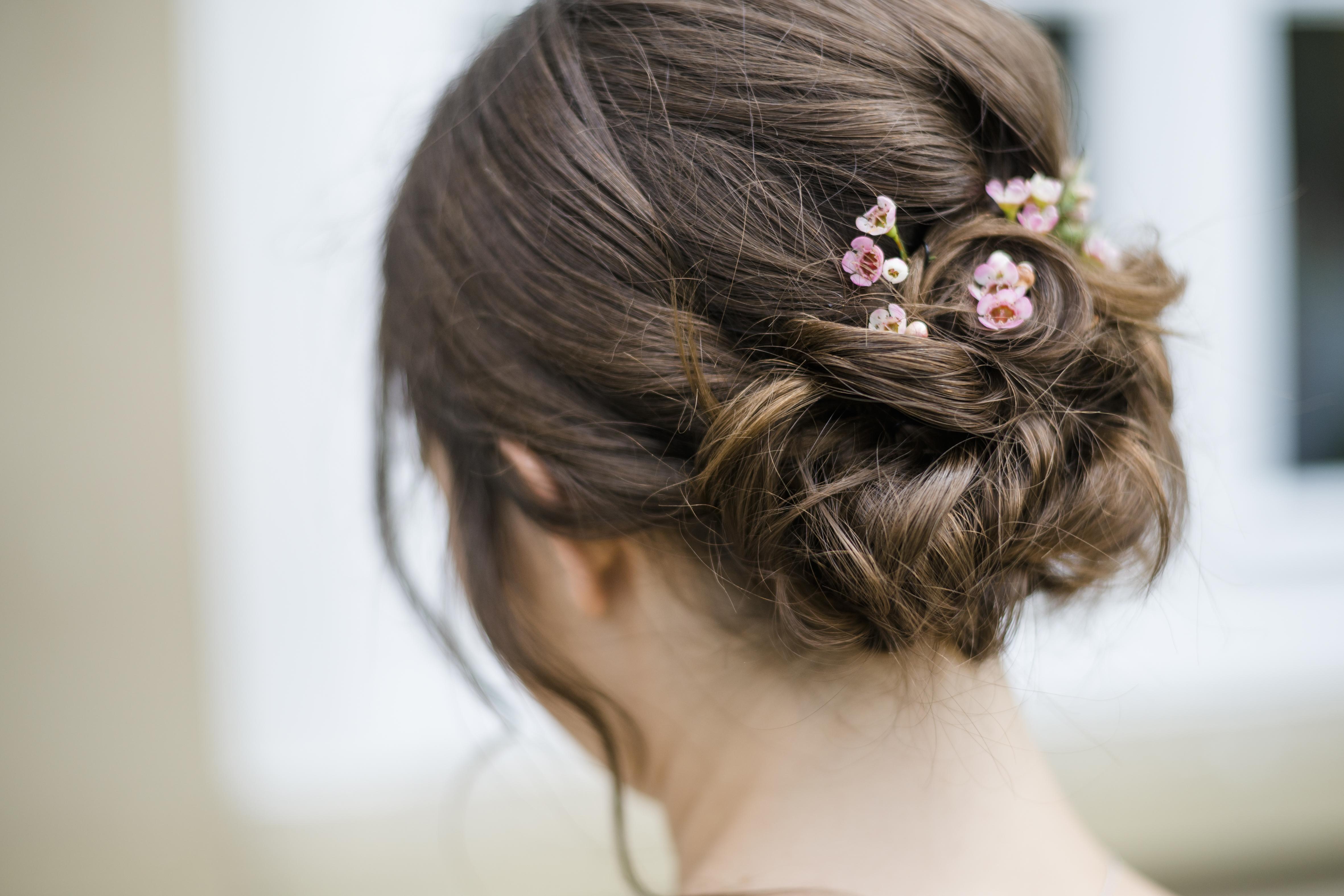 Brautfrisur und make up ravensburg
